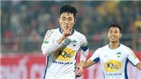 HLV HAGL nói lý do Xuân Trường dự bị, SLNA san bằng kỷ lục của Hà Nội FC