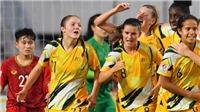 Thua Australia, U19 nữ Việt Nam tan mộng vào bán kết giải châu Á