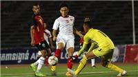 Chuyên gia 'bắt bệnh' U22 Việt Nam trước trận gặp Thái Lan