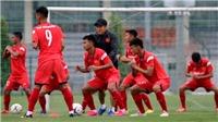Bóng đá Việt Nam hôm nay: U22 Việt Nam được xét nghiệm sàng lọc COVID-19