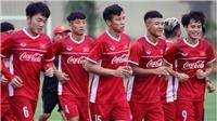 Tuyển Việt Nam về nước, 'sao' U23 Việt Nam báo tin vui cho HLV Park Hang Seo