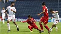 Trực tiếp bóng đá hôm nay VTV6: U23 Việt Nam vs U23 Jordan, U23 châu Á 2020