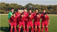 U16 Việt Nam giành ngôi Á quân giải U16 quốc tế tại Nhật Bản