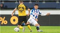 Bóng đá Việt Nam hôm nay: Heerenveen chưa đề nghị gia hạn hợp đồng Văn Hậu