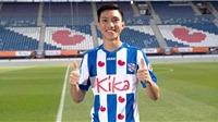 Bóng đá Việt Nam hôm nay: Heerenveen đề nghị gia hạn hợp đồng Văn Hậu. Quang Hải lọt TOP ngôi sao hứa hẹn