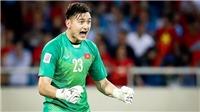 Tin tức bóng đá Việt Nam 3/10: Văn Lâm hội quân tuyển Việt Nam, Thái Lan muốn đá với U22 Việt Nam