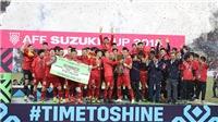 18h30 hôm nay, trao giải bóng đá Đông Nam Á 2019 (VTV6 trực tiếp): Tôn vinh Quang Hải và HLV Park Hang Seo