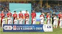 Kết quả Sài Gòn 0-1 Viettel: Viettel lên ngôi vô địch V-League 2020