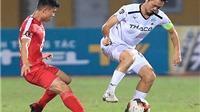 HLV Trương Việt Hoàng: 'Tuấn Anh rời sân khiến HAGL bị thủng lưới'