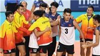 Xem trực tiếp bóng chuyền Nam: Việt Nam vs Hong Kong (12h30 ngày 26/8)