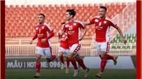 Bóng đá Việt Nam hôm nay: TPHCM vs Đà Nẵng (19h). Quảng Ninh vs Nam Định (18h)