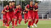 Bóng đá Việt Nam hôm nay 29/10: Tuyển Việt Nam 'luyện công', Thanh Hóa đấu play-off với Phố Hiến
