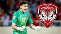Văn Lâm tin Công Phượng sẽ thành công, cầu thủ U19 Đà Nẵng gãy chân