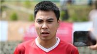 AFF Cup 2018: Đức Huy không ngại cạnh tranh với Xuân Trường