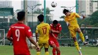 Bóng đá Việt Nam hôm nay: Cầu thủ U22 Việt Nam gặp chấn thương nặng
