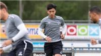 Bóng đá Việt Nam hôm nay: U22 Việt Nam đấu tập nội bộ. Văn Hậu 'biến mất' khỏi đội hình Heerenveen