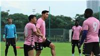 Bóng đá Việt Nam hôm nay: Văn Hậu xin Hà Nội cho tập sớm. U22 Việt Nam đá tập 6 trận