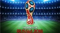 Việt Nam chưa có bản quyền phát sóng World Cup 2018