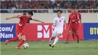 Minh Vương là 'quân bài tẩy' của HLV Park Hang Seo tại ASIAN Cup 2019?
