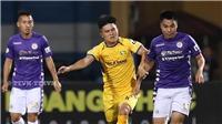 Hà Nội FC xin lỗi CĐV sau trận thua SLNA