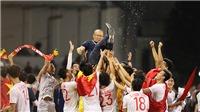 Bóng đá Việt Nam hôm nay: HLV Park Hang Seo nhận phần thưởng đặc biệt