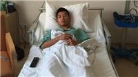 Đạp gãy xương cầu thủ Khánh Hòa, tiền vệ Hải Huy không phải nhận án phạt
