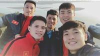 Tuyển Việt Nam 'xả trại', Văn Thanh phẫu thuật thành công tại Hàn Quốc