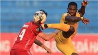 TRỰC TIẾP BÓNG ĐÁ Thanh Hóa 2-0 SLNA, Nam Định 2-0 Viettel (KT)