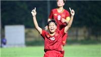Bóng đá Việt Nam hôm nay: Nữ Việt Nam đấu Hàn Quốc. Đội bóng Văn Hậu 6 trận chưa thắng