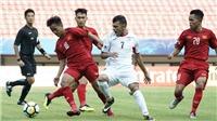 ĐIỂM NHẤN: U19 Việt Nam thua Jordan vì thể lực yếu