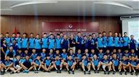 Bóng đá Việt Nam hôm nay: Tiền vệ HAGL tự hào làm đội trưởng U22 Việt Nam