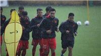 Bóng đá Việt Nam hôm nay: Cầu thủ HAGL làm đội phó U22 Việt Nam