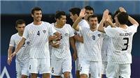 Kết quả bóng đá: U23 Uzbekistan vùi dập UAE, đấu U23 Saudi Arabia ở bán kết