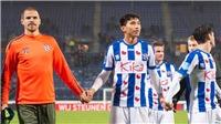 Bóng đá Việt Nam hôm nay: Báo Hà Lan phủ nhận thông tin Văn Hậu sớm rời Heerenveen