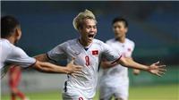Bóng đá Việt Nam ngày 17/5: Văn Toàn sẽ thoát 'kiếp dự bị' tại tuyển Việt Nam
