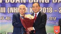 Chủ tịch VFF Lê Khánh Hải: 'Sẽ phấn đấu đưa Việt Nam vào top 10 châu Á năm 2030'