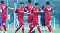 Bóng đá Việt Nam hôm nay: VFF chốt địa điểm giao hữu tuyển Việt Nam và U22