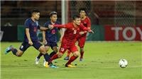 HLV Park Hang Seo: 'Cầu thủ Thái Lan chơi không đẹp'