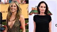 Angelina Jolie 'phát điên' trước tin Brad Pitt hẹn hò Jennifer Aniston