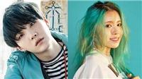 Sự thật tin đồn mỹ nam Suga của BTS hẹn hò đàn chị già hơn chục tuổi