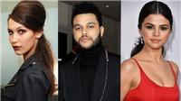 The Weeknd đau đớn trách Selena Gomez bội bạc