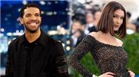 Mía ngọt đánh cả cụm, Drake 'thả thính' cả chị em siêu mẫu Hadid?