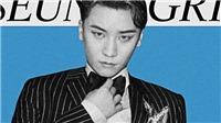 Các anh nhập ngũ hết, em út Seungri của Big Bang chính thức solo