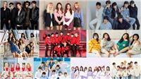 Những nhóm quyền lực nhất Kpop: BTS đứng số 2 thì không ai dám nhận số 1