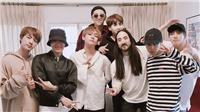 Ra mắt siêu phẩm 'The Truth Untold' remix, BTS và Steve Aoki đúng là một cặp trời sinh