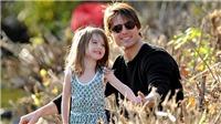 Tom Cruise hàn gắn tình cảm với con gái Suri sau 5 năm không nhìn mặt