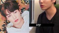 Jungkook BTS khi không trang điểm thật khiến nhiều người tan nát trái tim