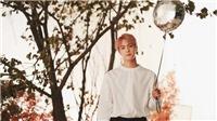 Jin của BTS: Quá khứ, suy tư và những nỗi sợ vẩn vơ