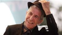 Ra mắt album mới của huyền thoại quá cố Leonard Cohen