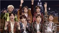 Những hình ảnh mới chứng tỏ BTS là ban nhạc nam mặc đẹp nhất thế giới